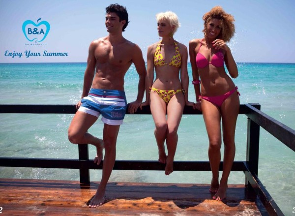 Catalogo Beachwear 2013 B&A