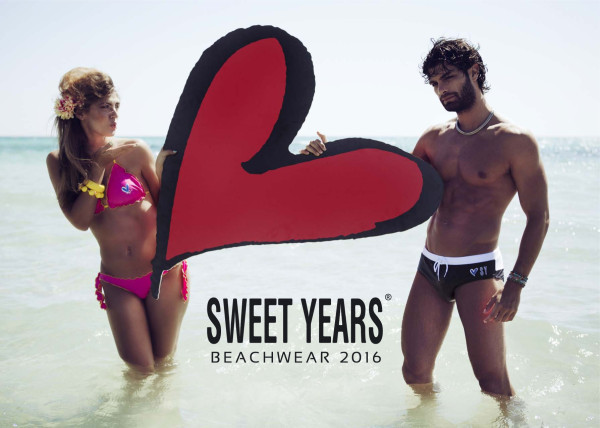 Catalogo Beachwear 2016 Sweet Years