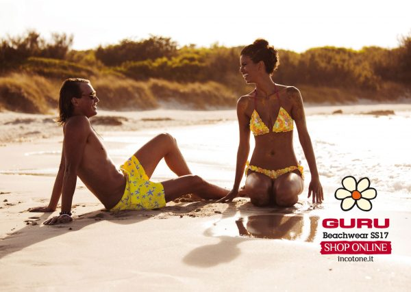 Catalogo Guru Beachwear 2017