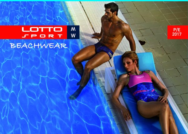 Catalogo Lotto Beachwear 2017