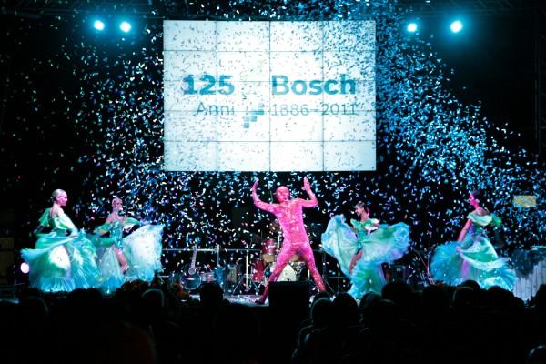 Evento 125 anni Bosch