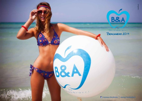 Catalogo Beachwear 2014 B&A