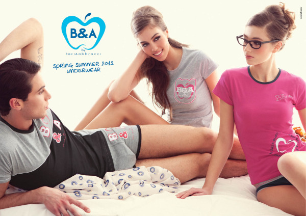 Catalogo Summer 2012 Homewear B&A