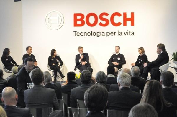 Evento visita Presidente Rep. Fed. Tedesca Bosch Bari Modugno