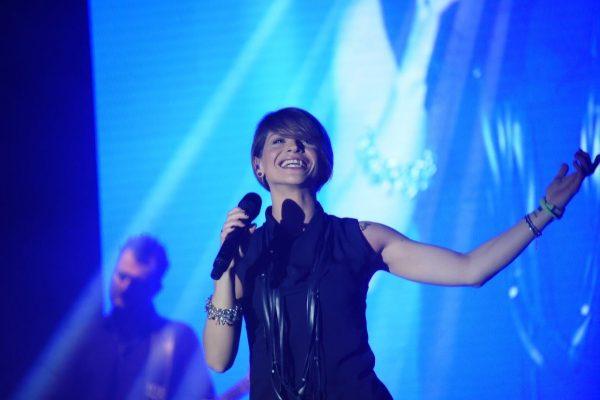 Evento di premiazione vincitori bando orizzonti Solidali Fondazione Megamark – concerto di Alessandra Amoroso