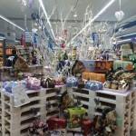 Realizzazione allestimento Pasqua Supermercati Dok