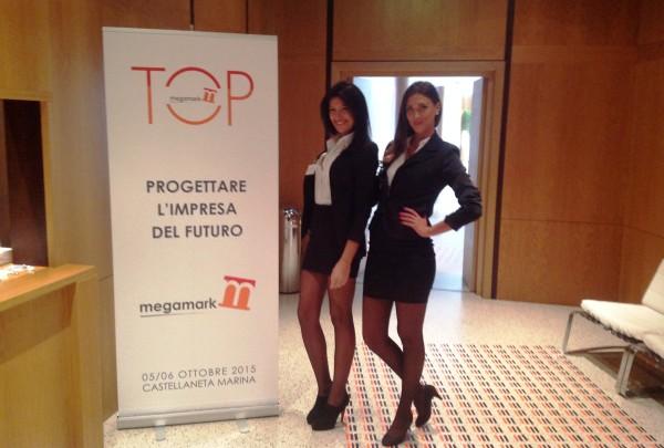 Evento Top Megamark