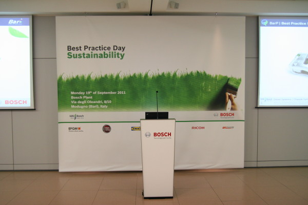 Eventi Good Practice Day Bosch