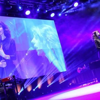 concerto di giorgia fondazione megamark