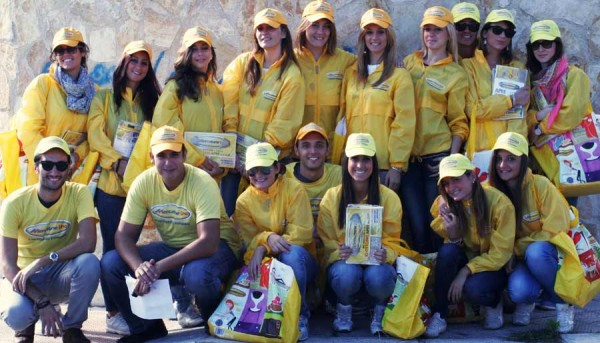 Street marketing ed eventi inaugurazione Mercatone Uno Bari e Lecce