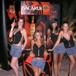 Eventi e tour promozionali Bacardi