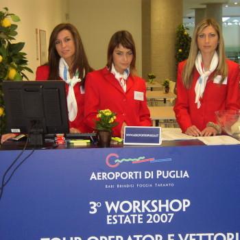 workshop aeroporti di puglia