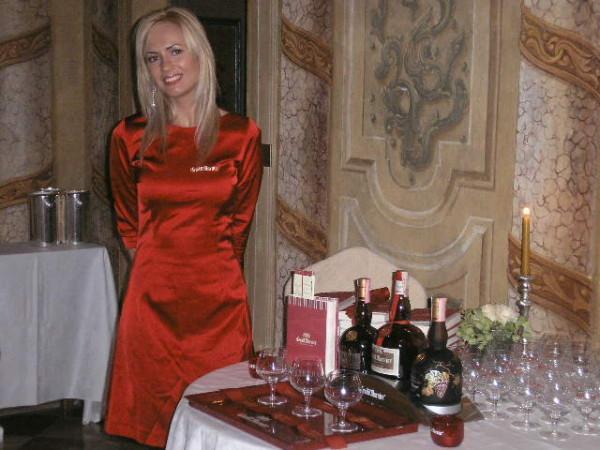 Eventi e tour promozionali Grand Marnier