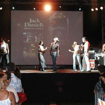 tour jack daniel's