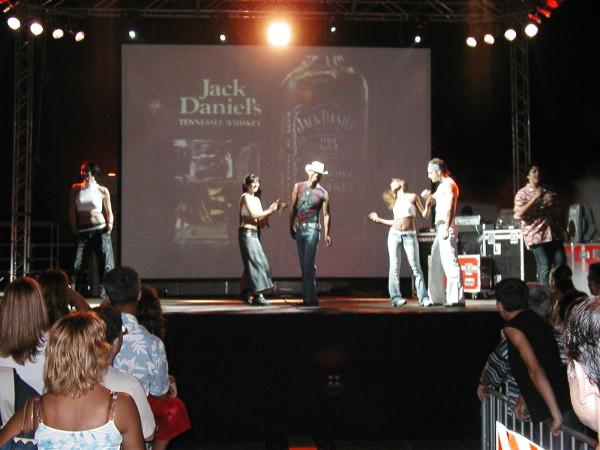 Eventi e tour promozionali Jack Daniel's
