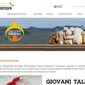 sito fondazione megamark