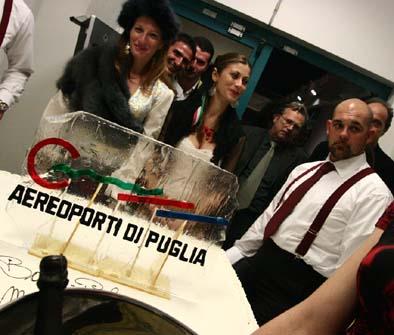 Eventi inaugurazione Aeroporti di Puglia