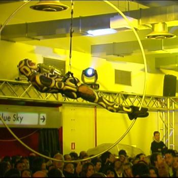 evento natale 2006 aeroporto bari palese