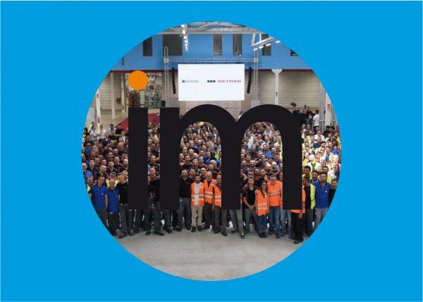 Evento inaugurazione nuovo stabilimento Magna