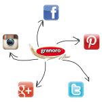 Social media management Granoro