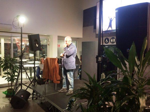 Organizzazione spettacolo Paolo Caiazzo @Colorito