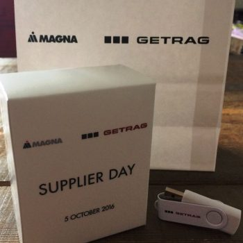 Supplier Day Getrag
