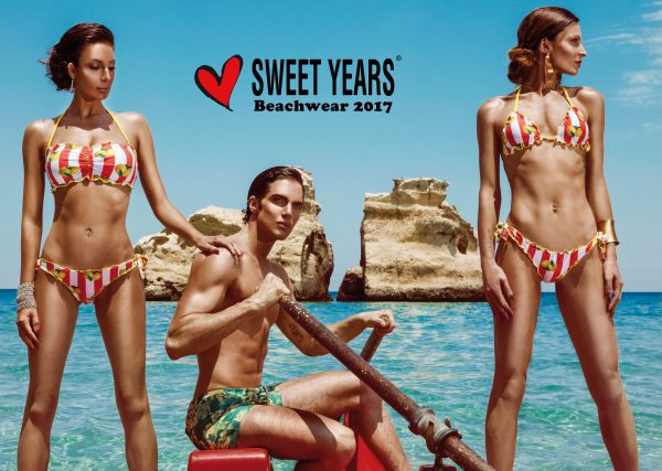 Catalogo Beachwear 2017 Sweet Years