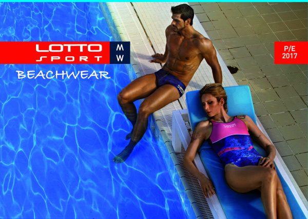 Catalogo Lotto Beachwear 2017