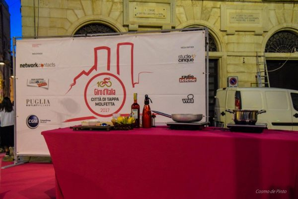 "Evento ""Cooking Show"""