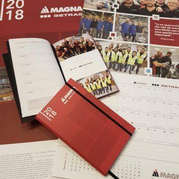 calendario e agenda getrag