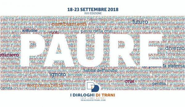 """Grafica e comunicazione """"I Dialoghi di Trani"""" 2018"""